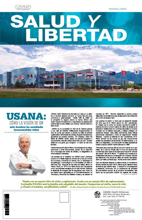 Periódico USANA