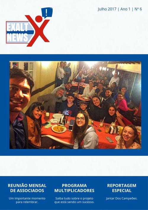 EXALT NEWS | Nº 6
