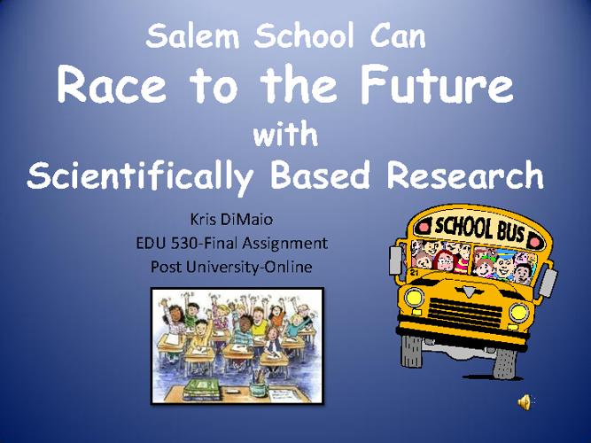 Salem School 2015