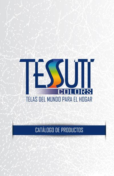 CATÁLOGO TESSUTI COLORS