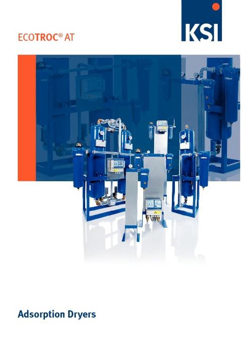 KSI ATK adsorption dryers