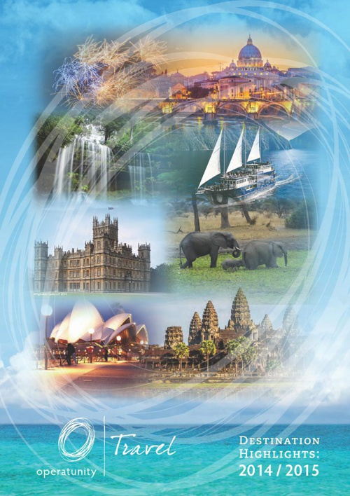 2015 Travel Brochure