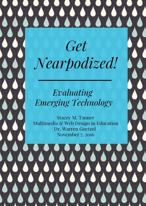 Original Evaluating Emerging Technology: Get Nearpodized!