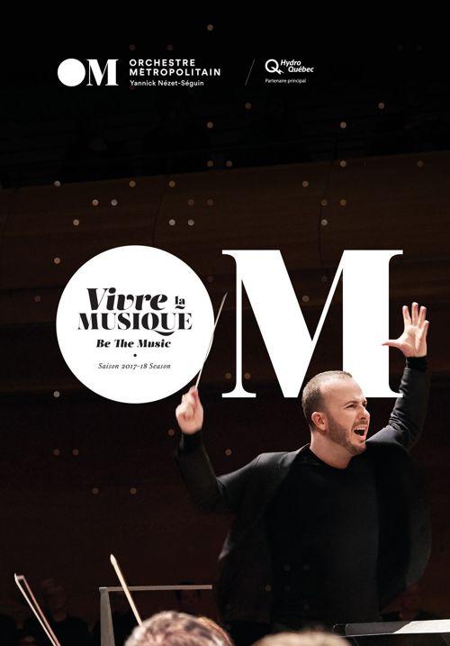 Orchestre Métropolitain Saison 2017-2018