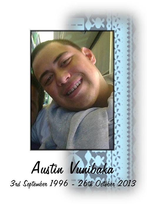 Austin Vunibaka