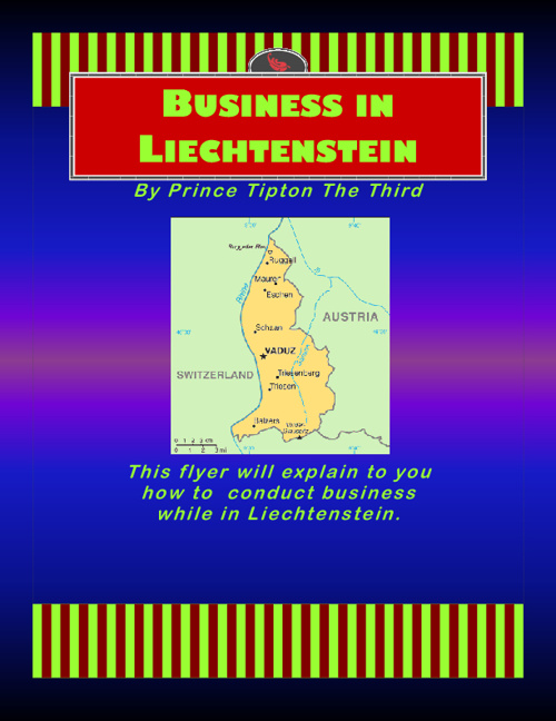Business in Liechtenstein
