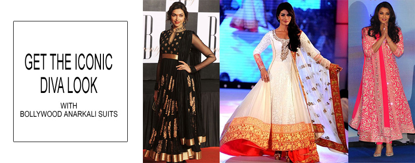 Try Anarkali Suits this Festive Season
