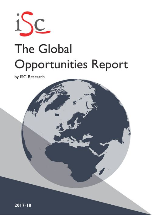 Global Opportunities Report 2017-18 sample pages