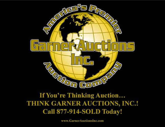 Happy New Year From Garner Auctions!