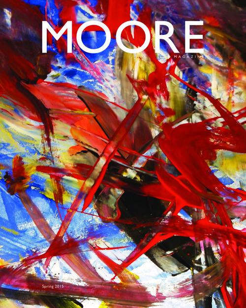 Moore Magazine Spring 2015
