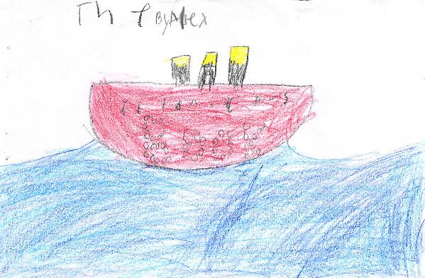 The Titanic A-Z by Alex