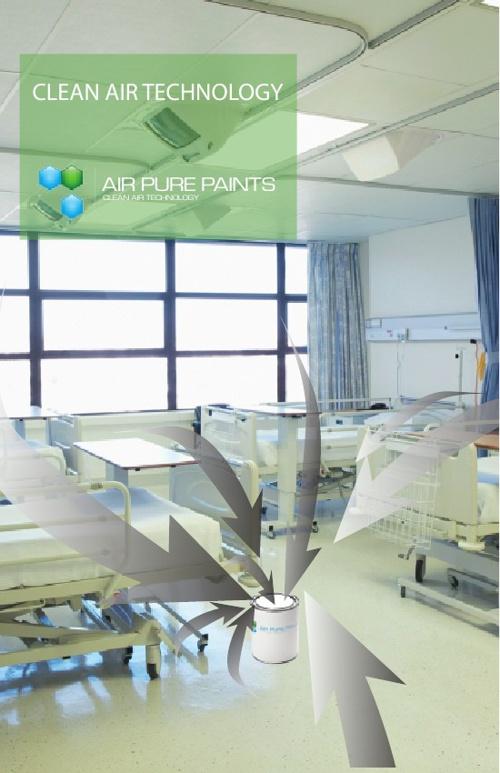 Air Pure Paints Brochure