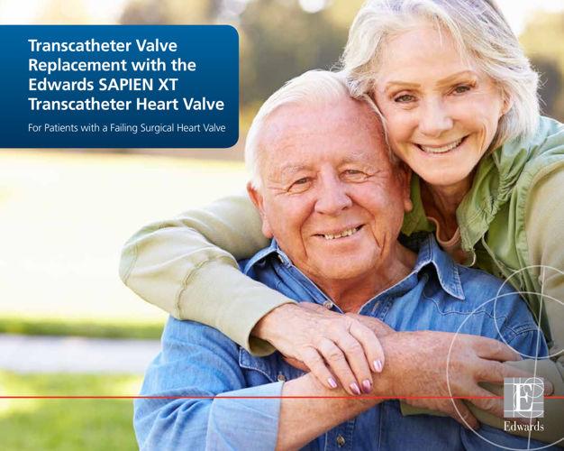 Transcatheter Aortic Valve Replacement(TAVR)Patient Brochure