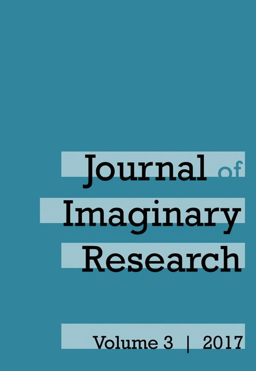 The Journal of Imaginary Research Vol 3 2017