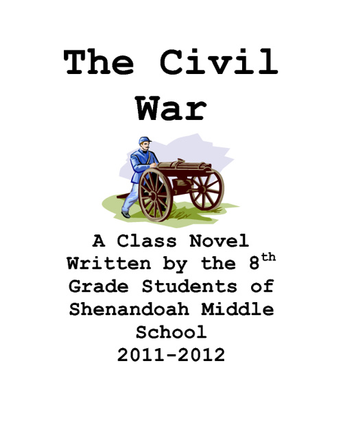 Civil War Novel Rough Draft