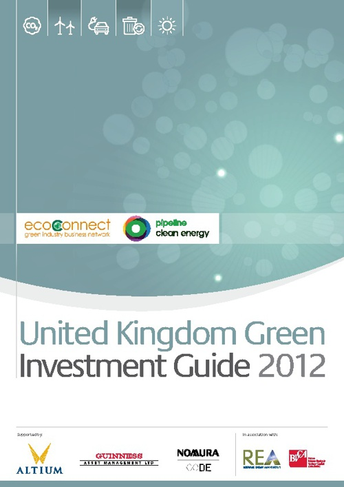 UK Green Investment Guide 2012