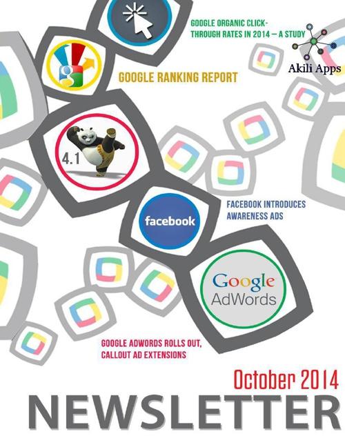 Akili Apps News  Oct 2014