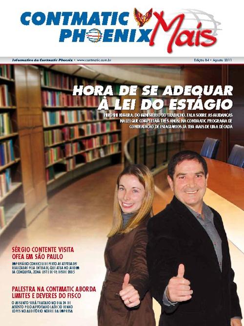 Edição 84 - Agosto / 2011