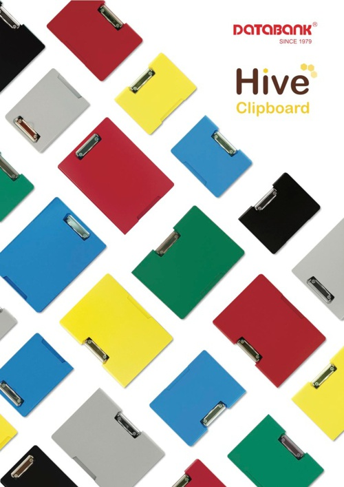 2012 Hive Clipboard By DATABANK