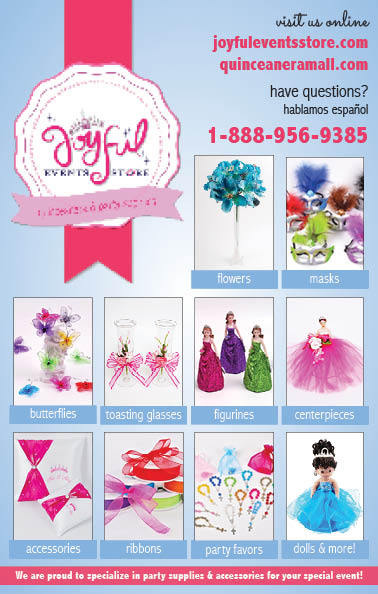 Quinceanera Mall Catalog