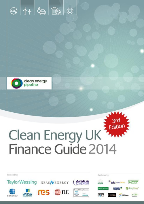 Clean Energy UK Finance Guide 2014