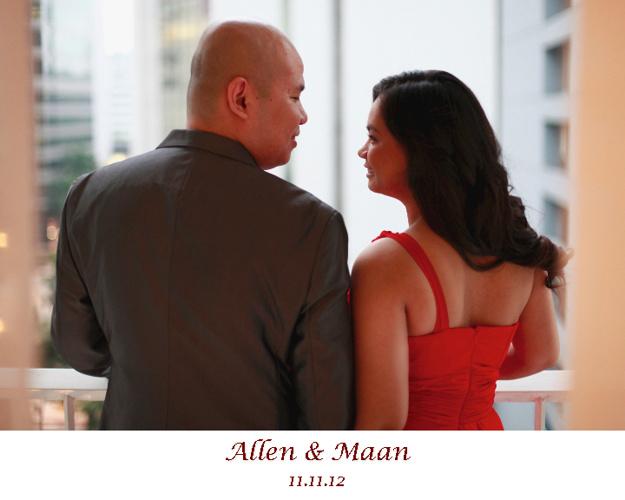 Allen & Maan Prenup Book