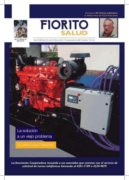 Revista Fiorito Salud Nº 45
