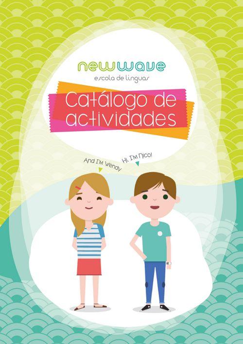 Catálogo de actividades para colexios