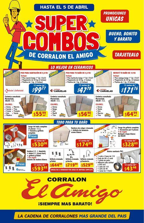 SUPER COMBOS EL AMIGO
