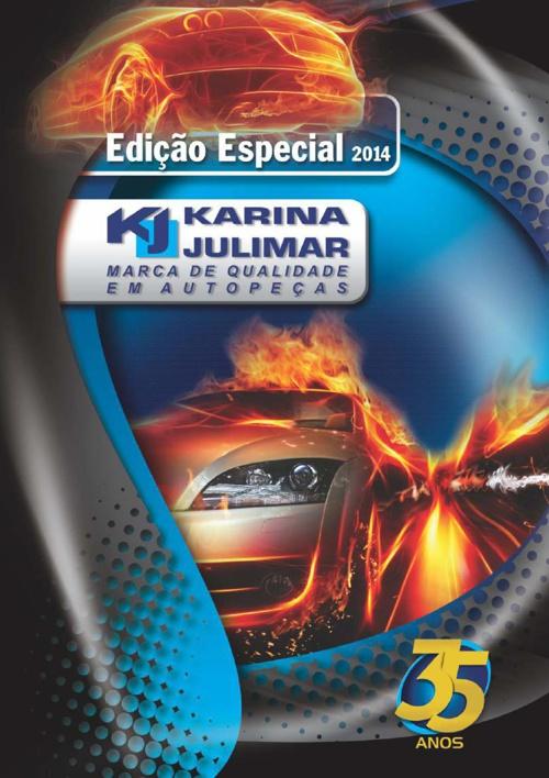 Catálogo KJ Indústrias Reunidas