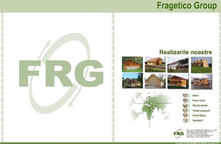 Cataloage Fragetico Group