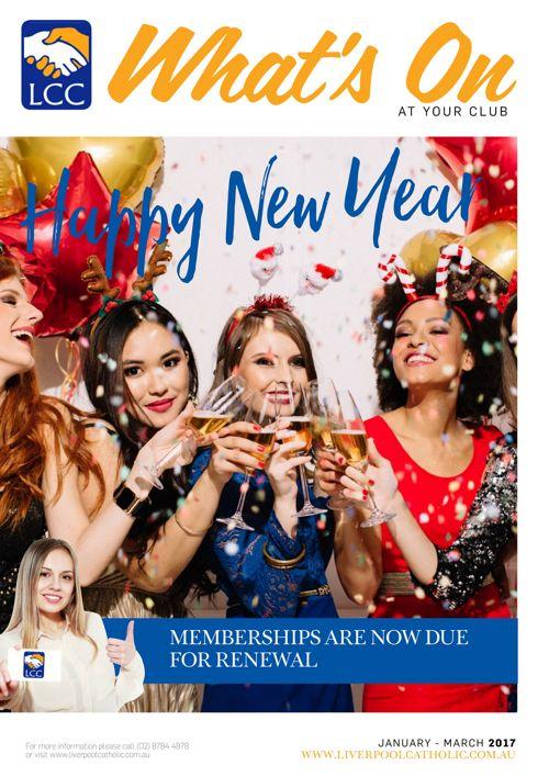 Entertainment Guide Jan - March 2017