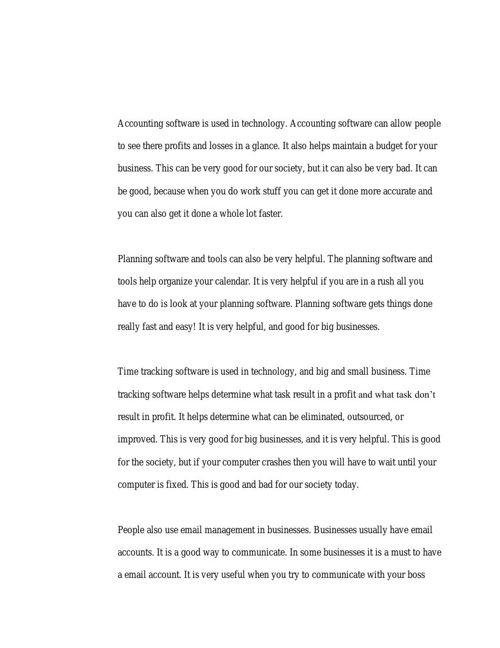 techonolgy report (PDF)