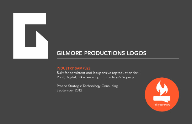 Gilmore Productions Logo Sample