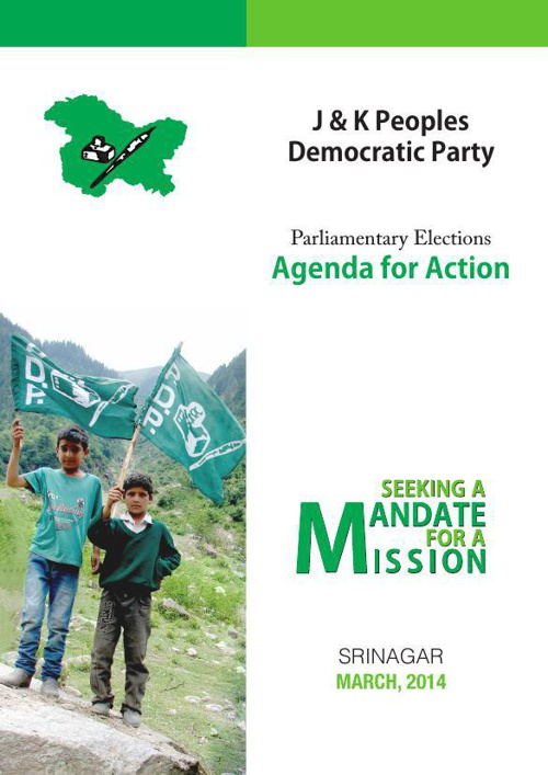 Manifesto- Agenda For Action