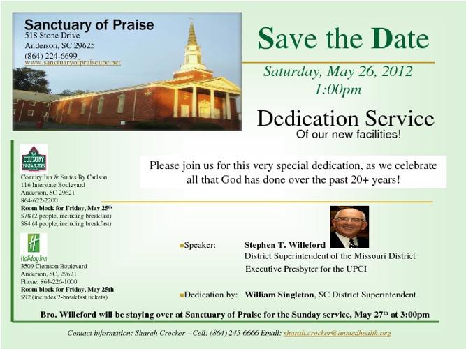 Sanctuary of Praise