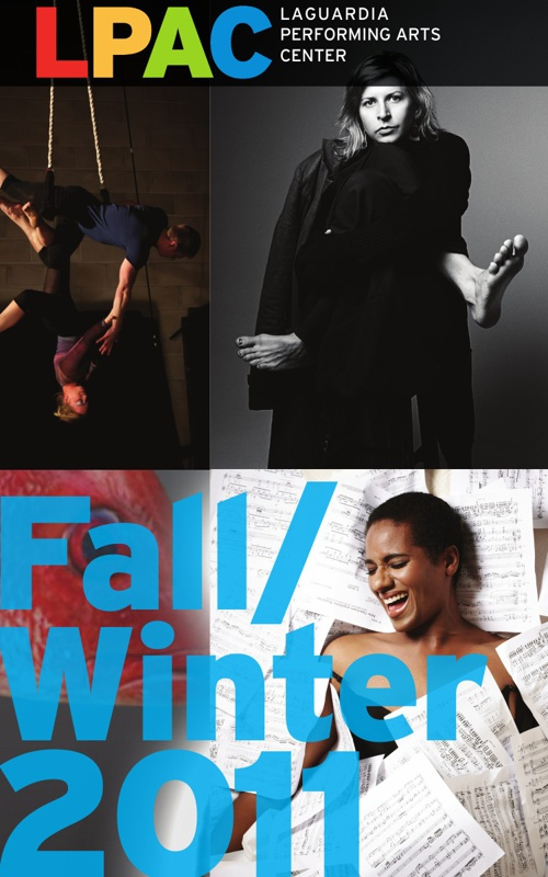 LPAC Fall 2011 Season Brochure