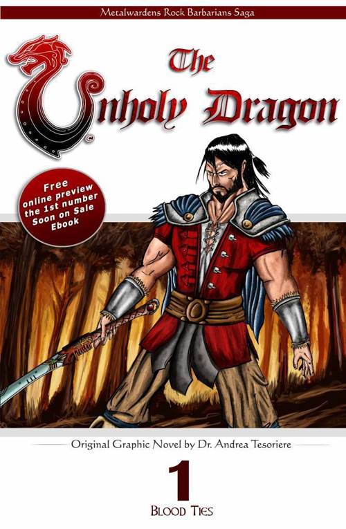 Unholy Dragon Preview Online ENG