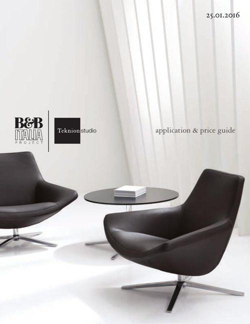BB Italia Project Price Guide