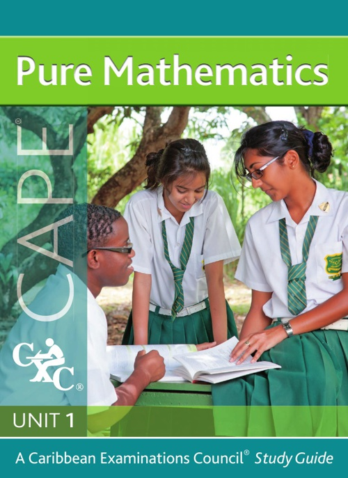 CAPE pure maths