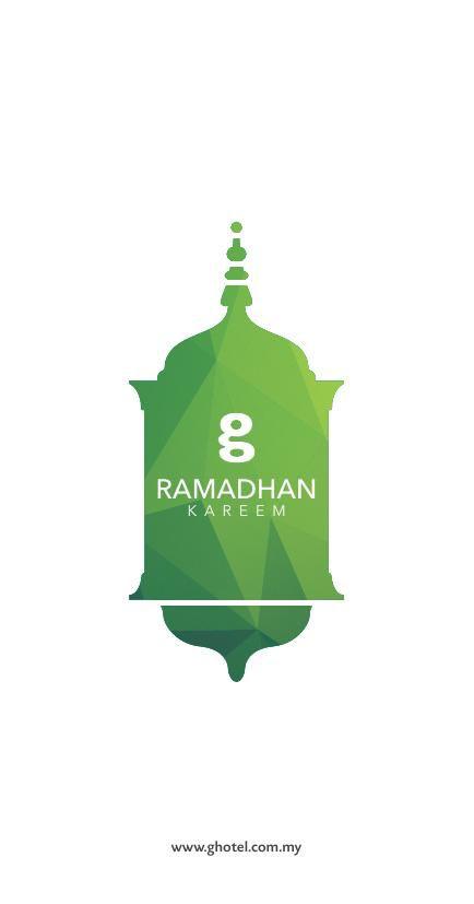 G Hotel Ramadhan Brochure
