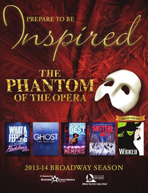 2013-14 Broadway Brochure