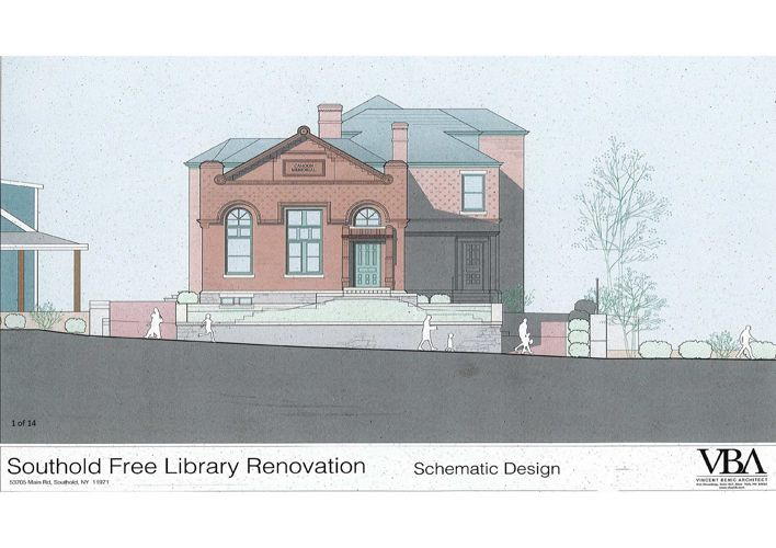 Southold Free Library Renovation