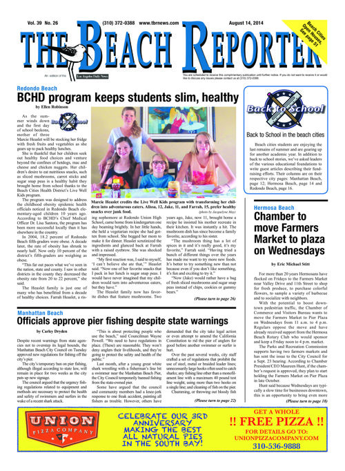 The Beach Reporter | August 14, 2014