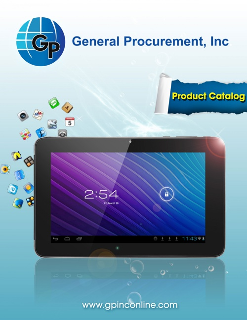 GPI Product Catalog
