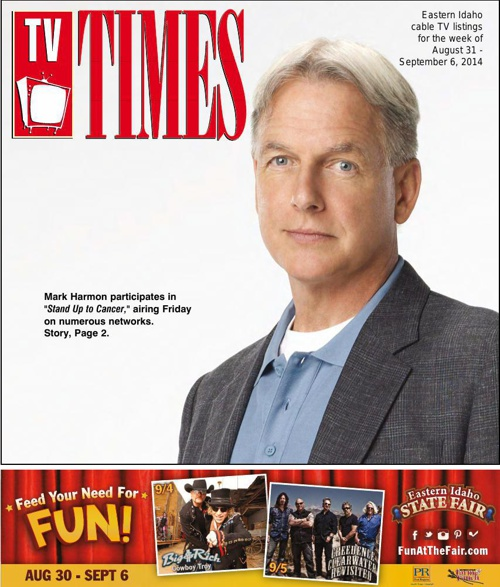 8-31-14 TV Times