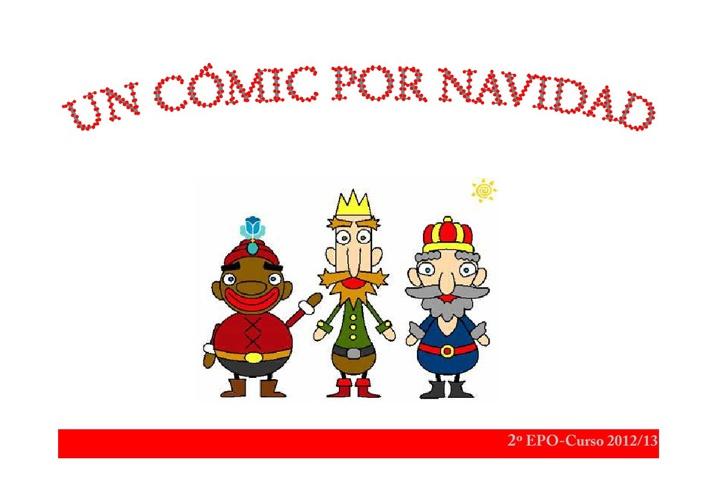 Un cómic por Navidad