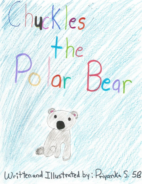 Chuckles the Polar Bear