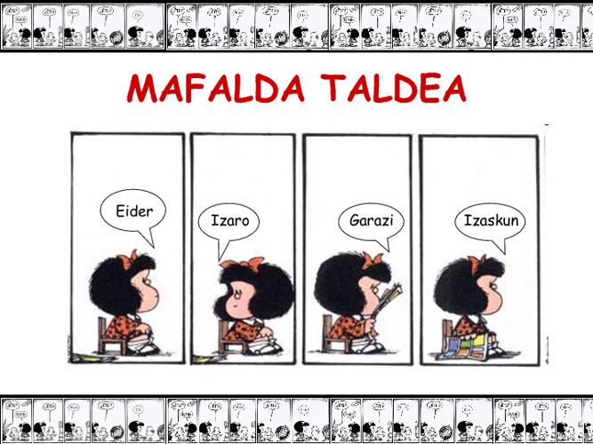 Mafalda Taldea