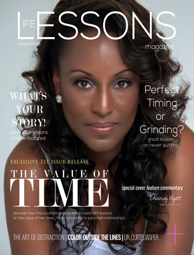 Life Lessons Magazine - February Issue Release